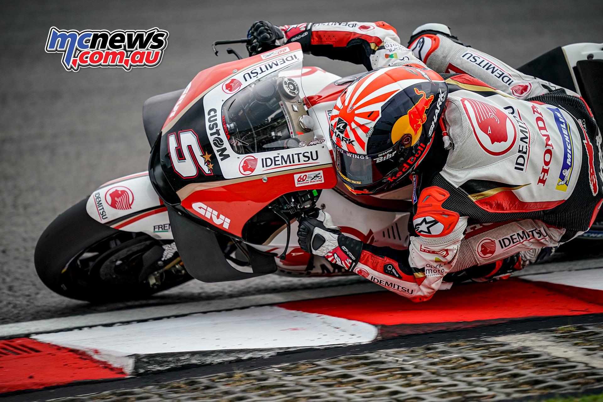 MotoGP Sepang QP Zarco