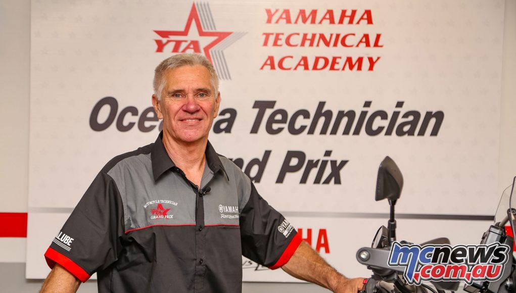 Oceania Motorcycle Technician Grand Prix Cover
