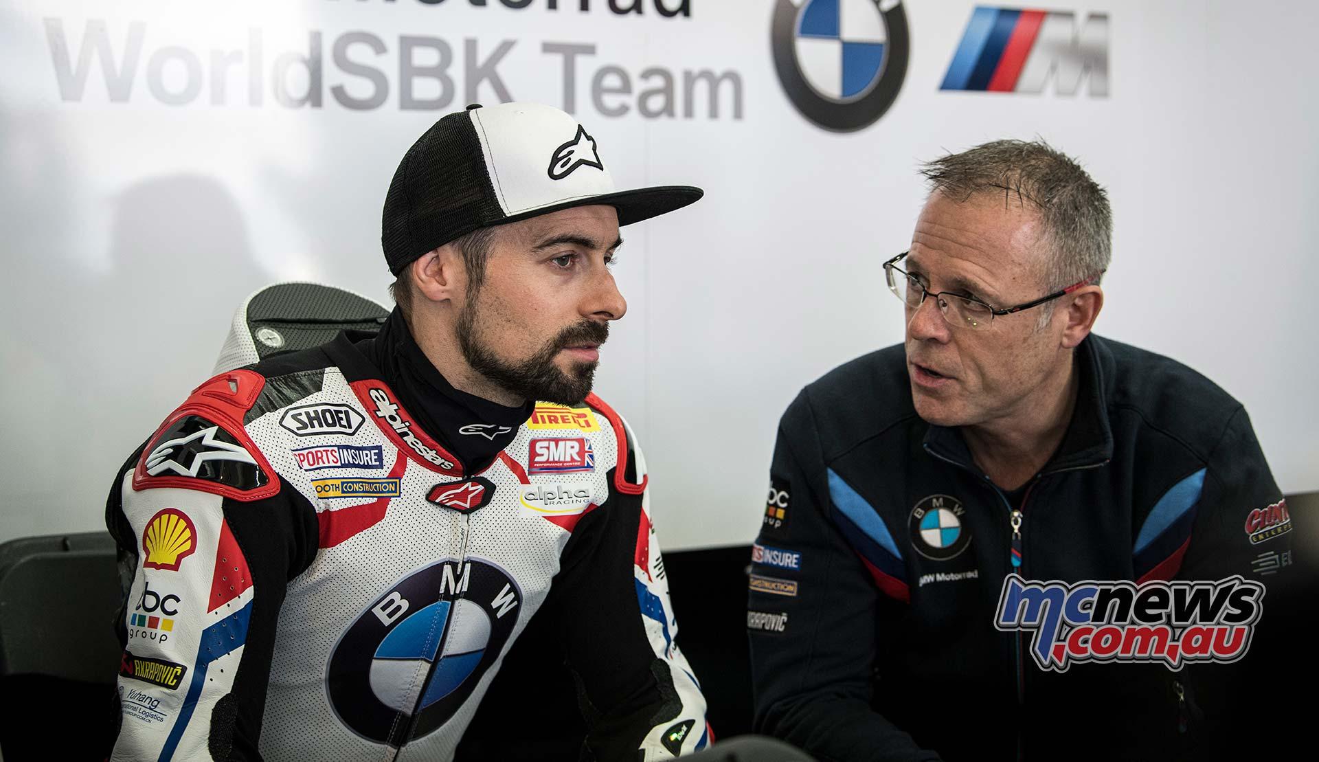 WSBK Jerez Test Nov Eugene Laverty