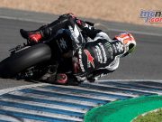 WSBK Jerez Test Nov Rea