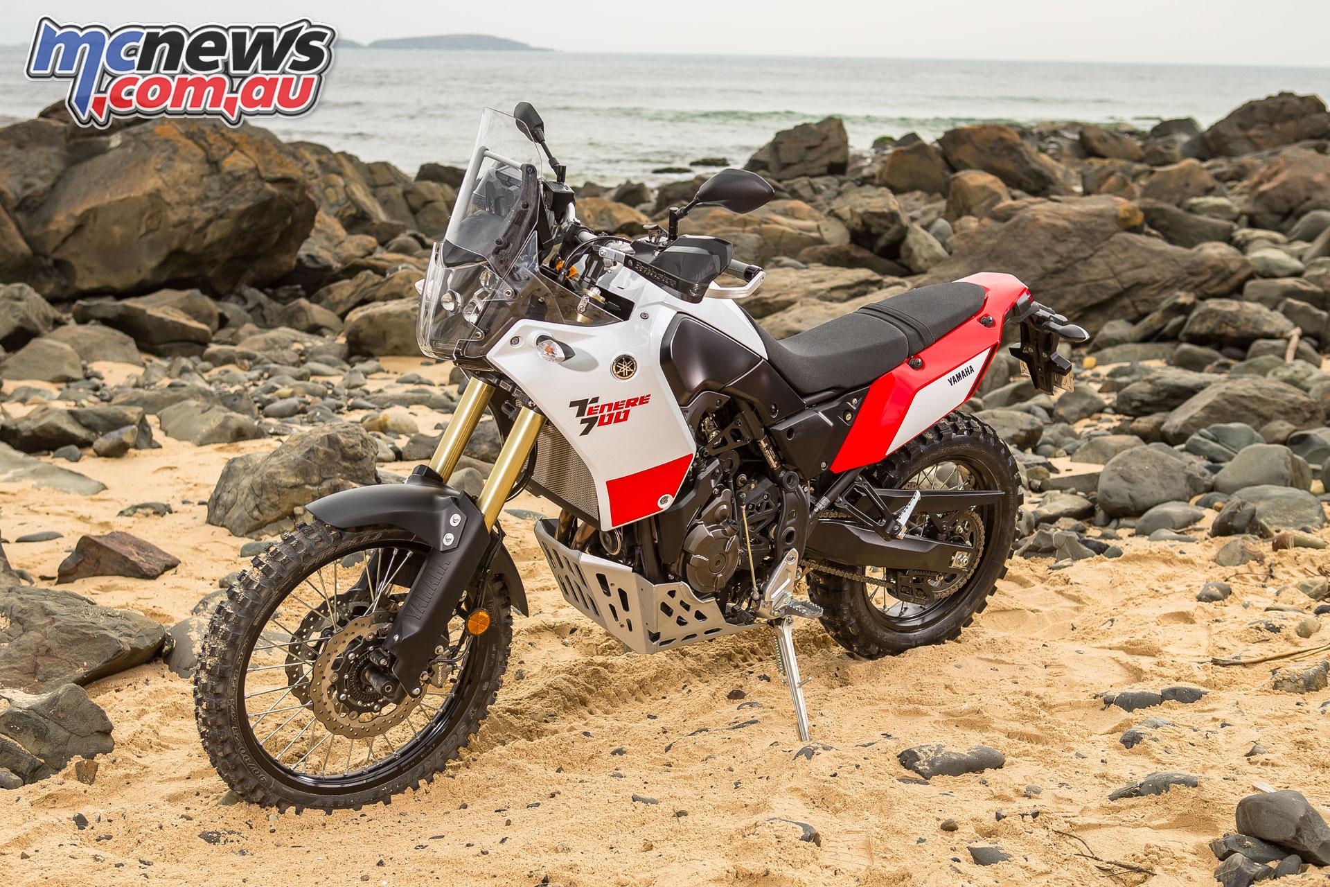 Yamaha Tenere iKap XT D