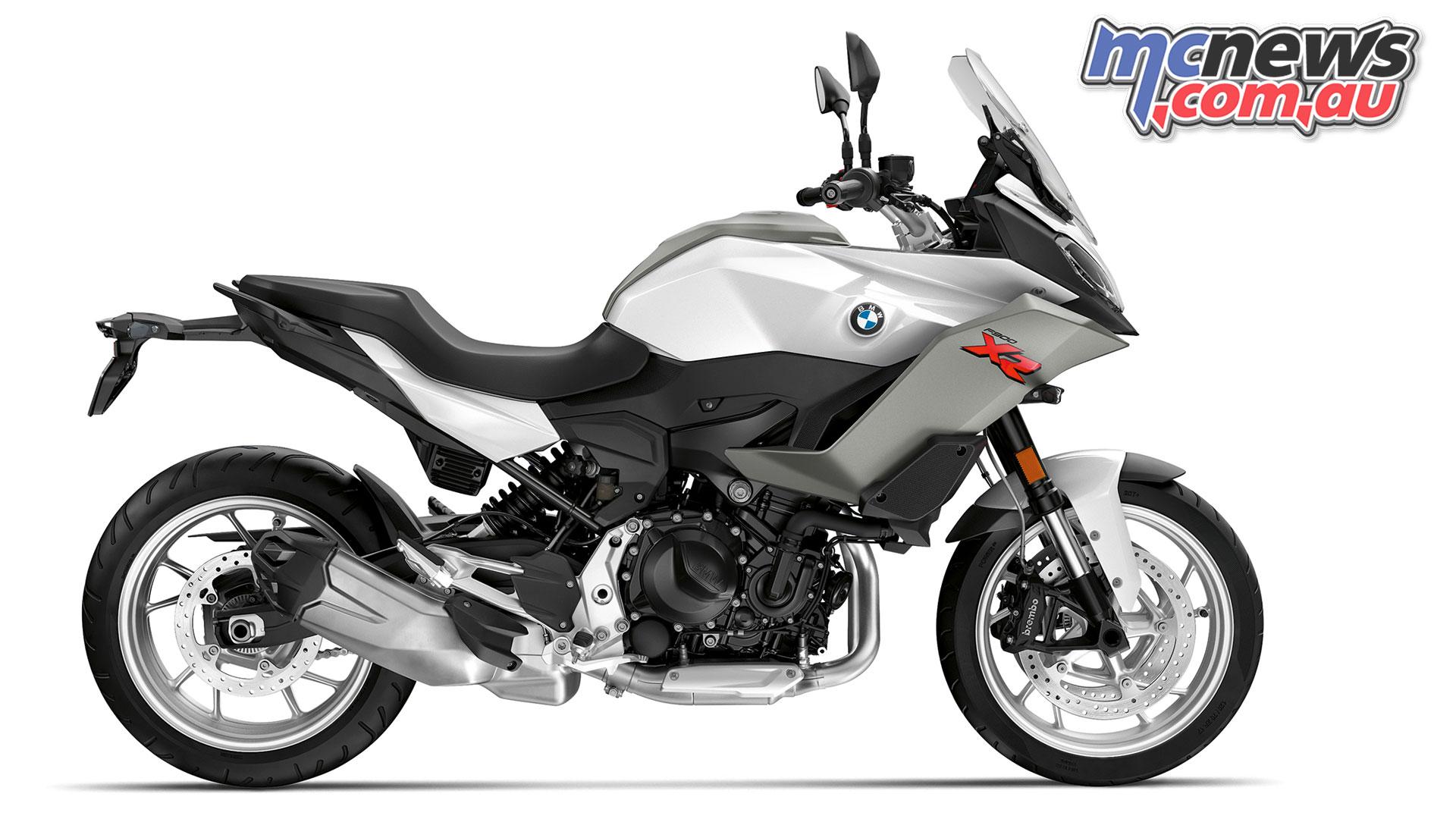 BMW F XR
