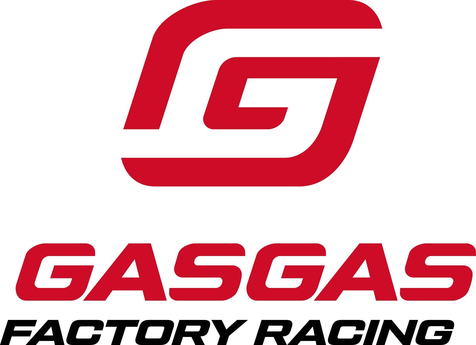 GasGas Logo Factory Racing
