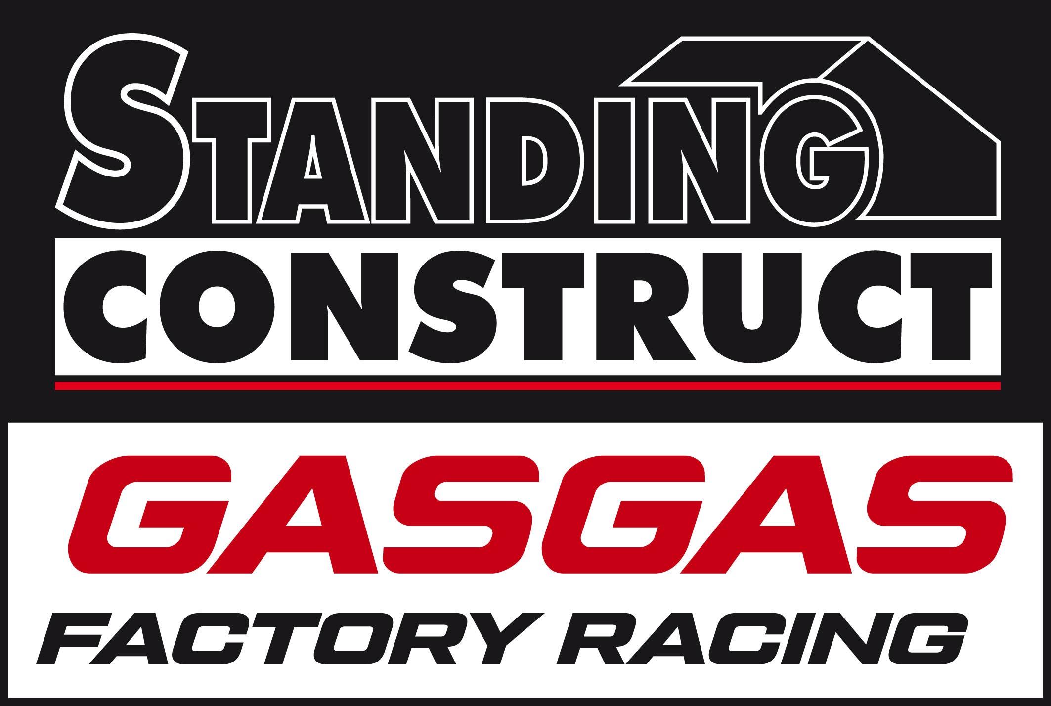 GasGas Logo StandingConstruct