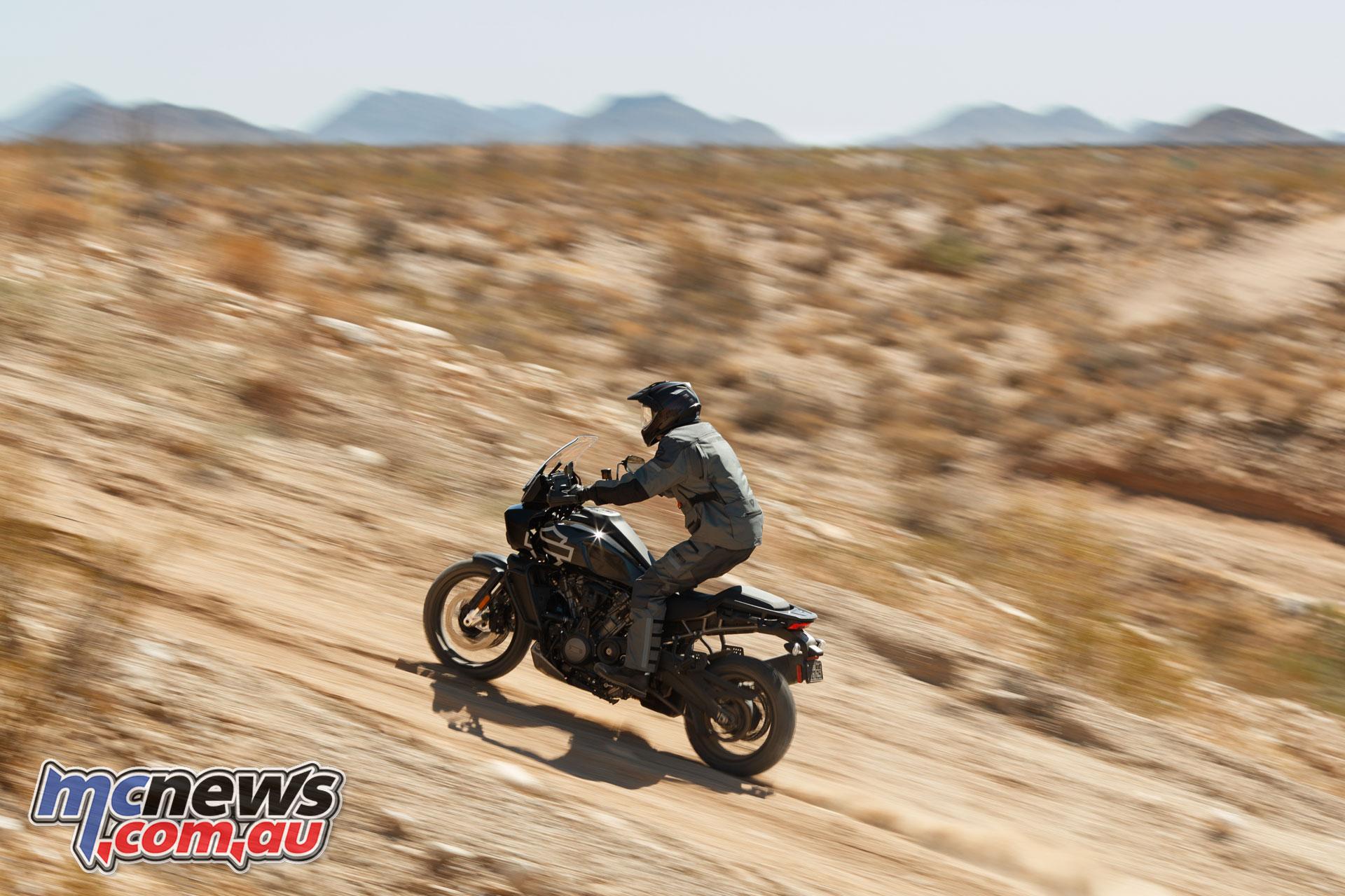 Harley Davidson Pan America Adventure Tourer