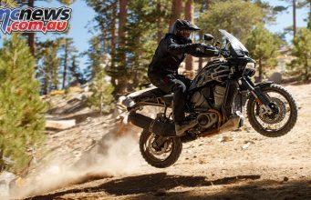 Harley Davidson Pan America Adventure Tourer Cover