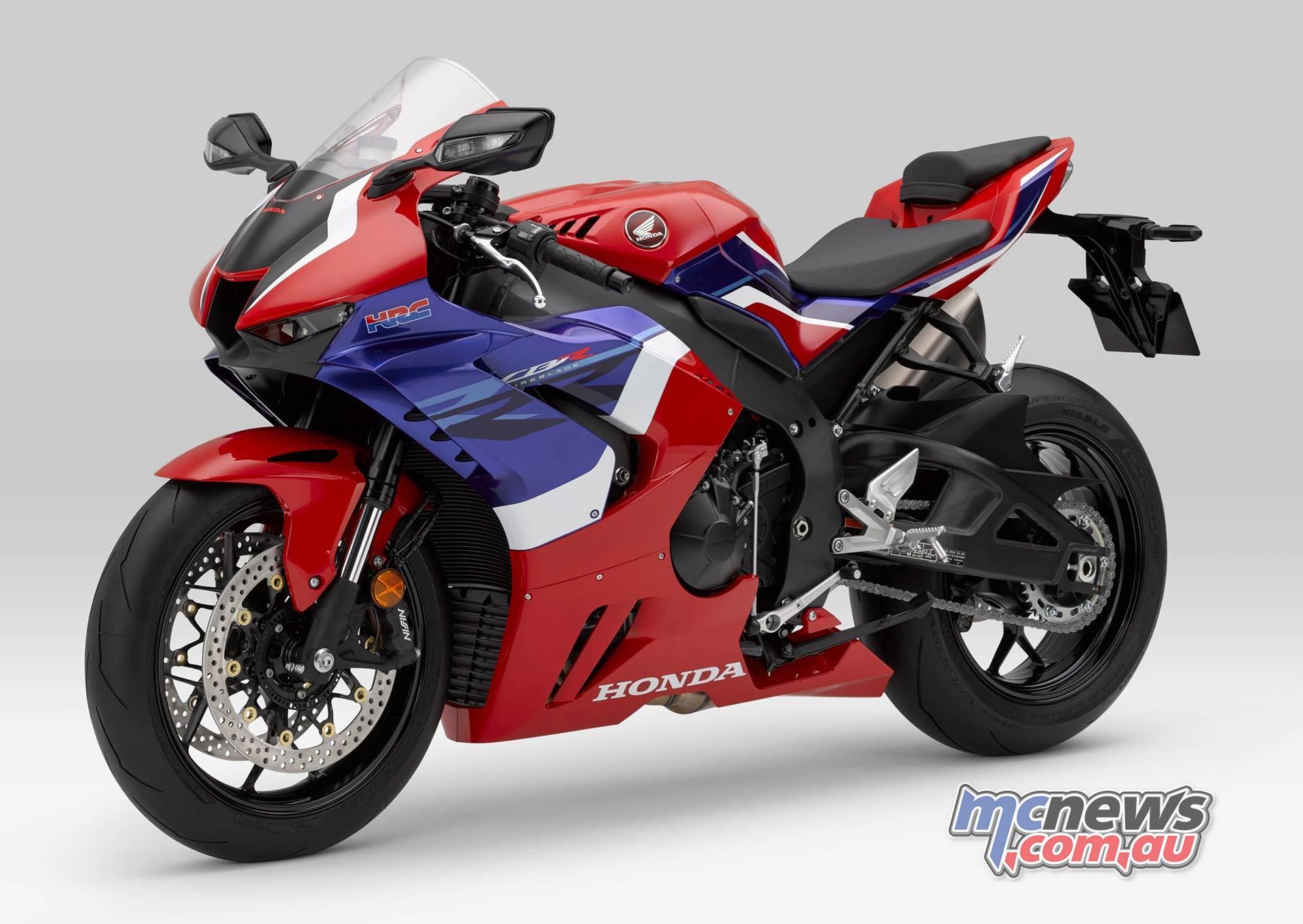 2020 Honda Cbr1000rr Fireblade Sp Arrives Motorcycle News Sport And Reviews