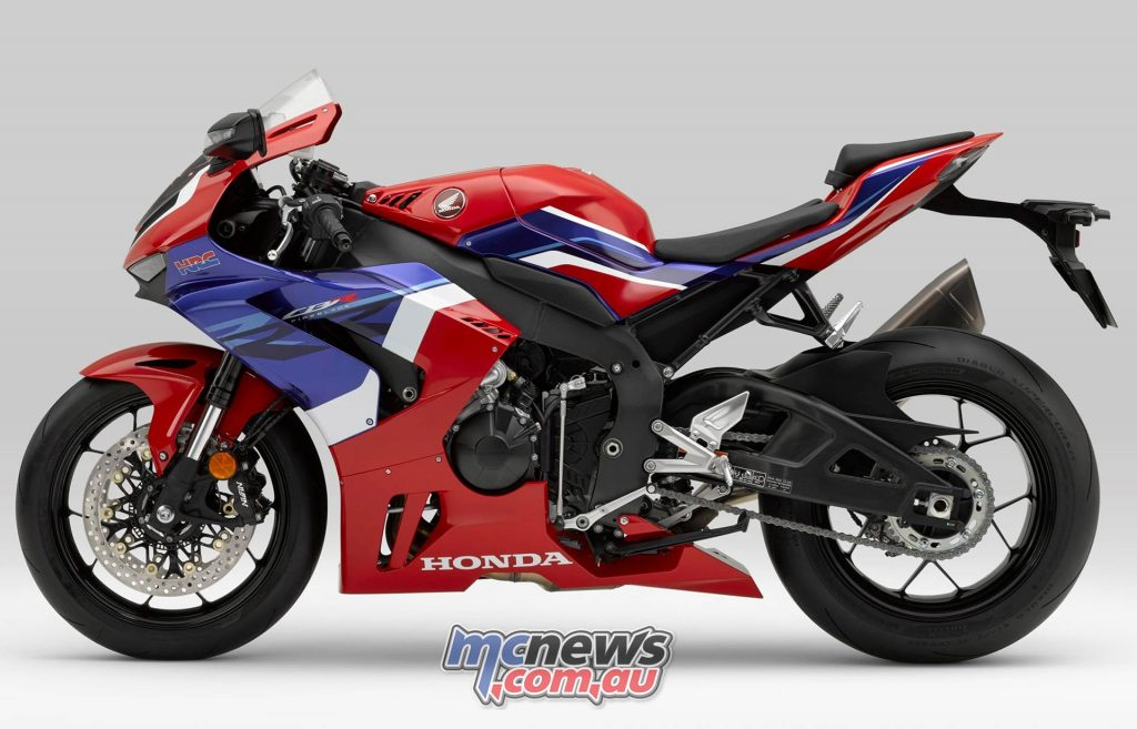 Honda Fireblade CBRRR