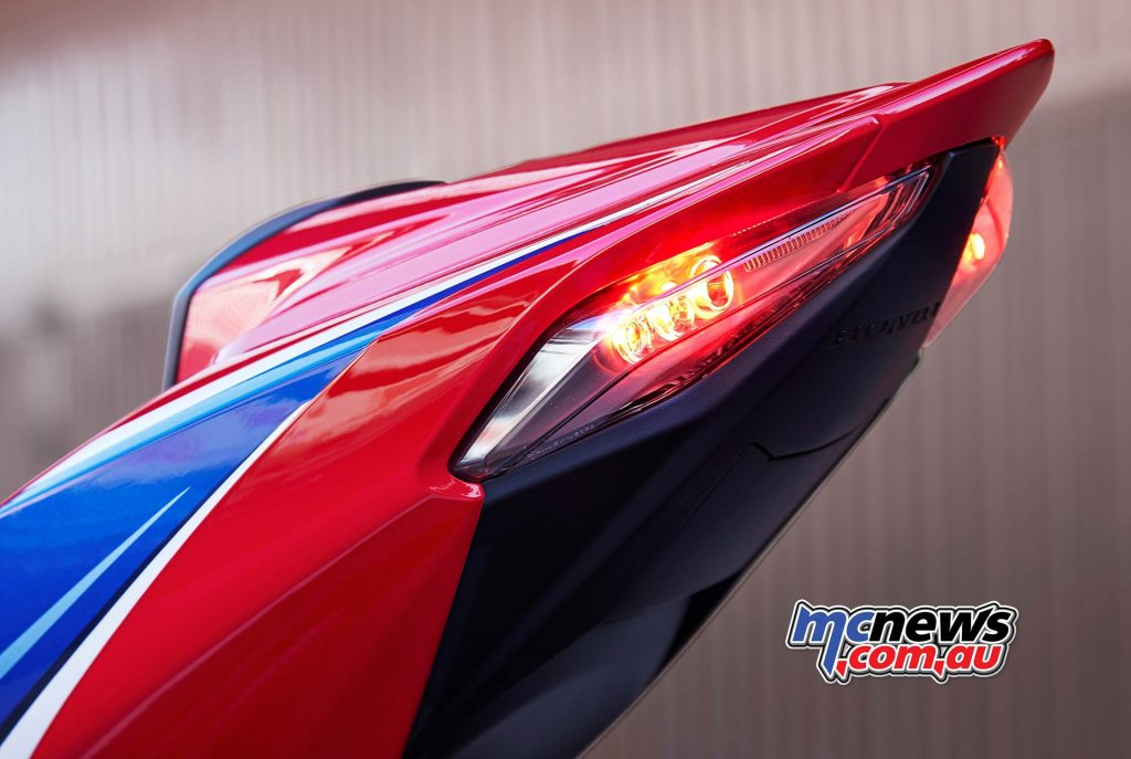 Honda Fireblade CBRRR SP