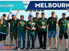 Island Classic preview Img R Colvin Australia International Challenge win