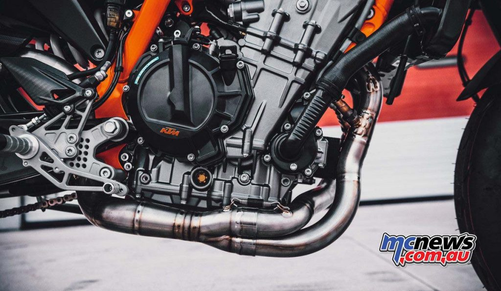 KTM Duke R Accessories