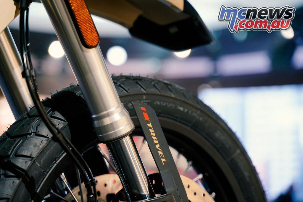 Moto Guzzi V TT Travel