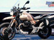 Moto Guzzi V TT Travel Cover