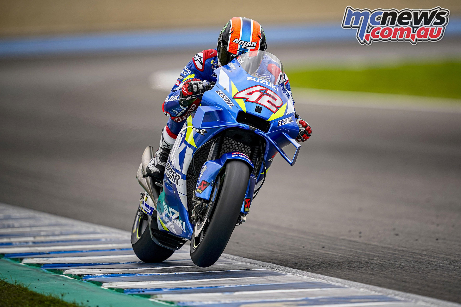 MotoGP Test Jerez D Nov Alex Rins