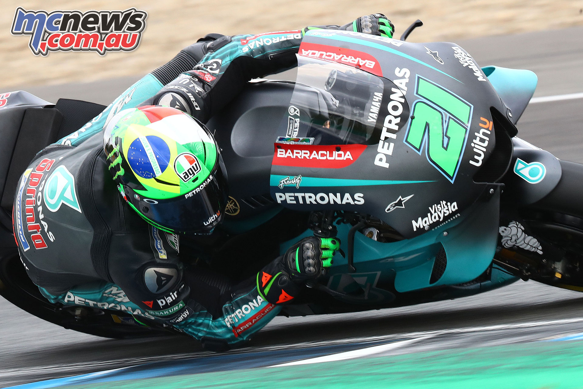 MotoGP Test Jerez D Nov Franco Morbidelli