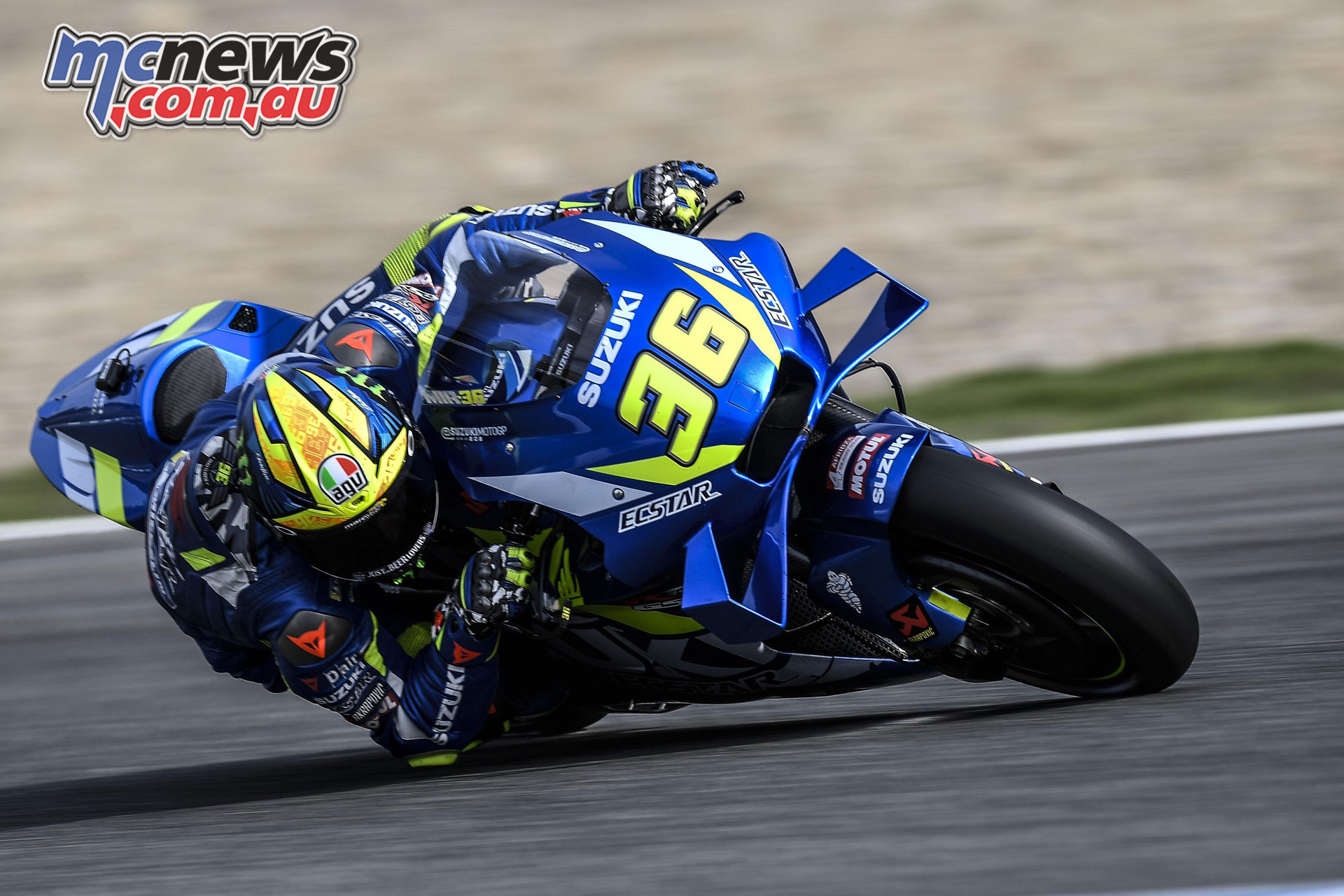 MotoGP Test Jerez D Nov Joan Mir