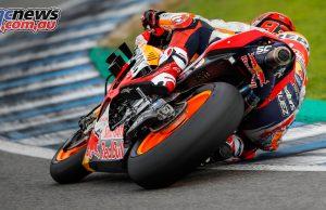MotoGP Test Jerez D Nov Marquez Cover