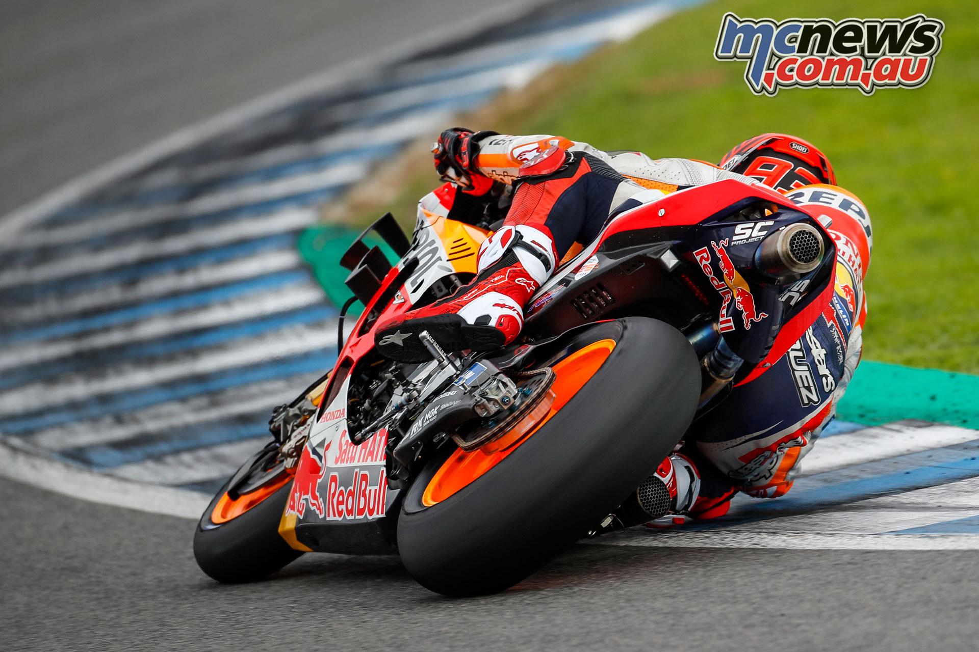 MotoGP Test Jerez D Nov Marquez