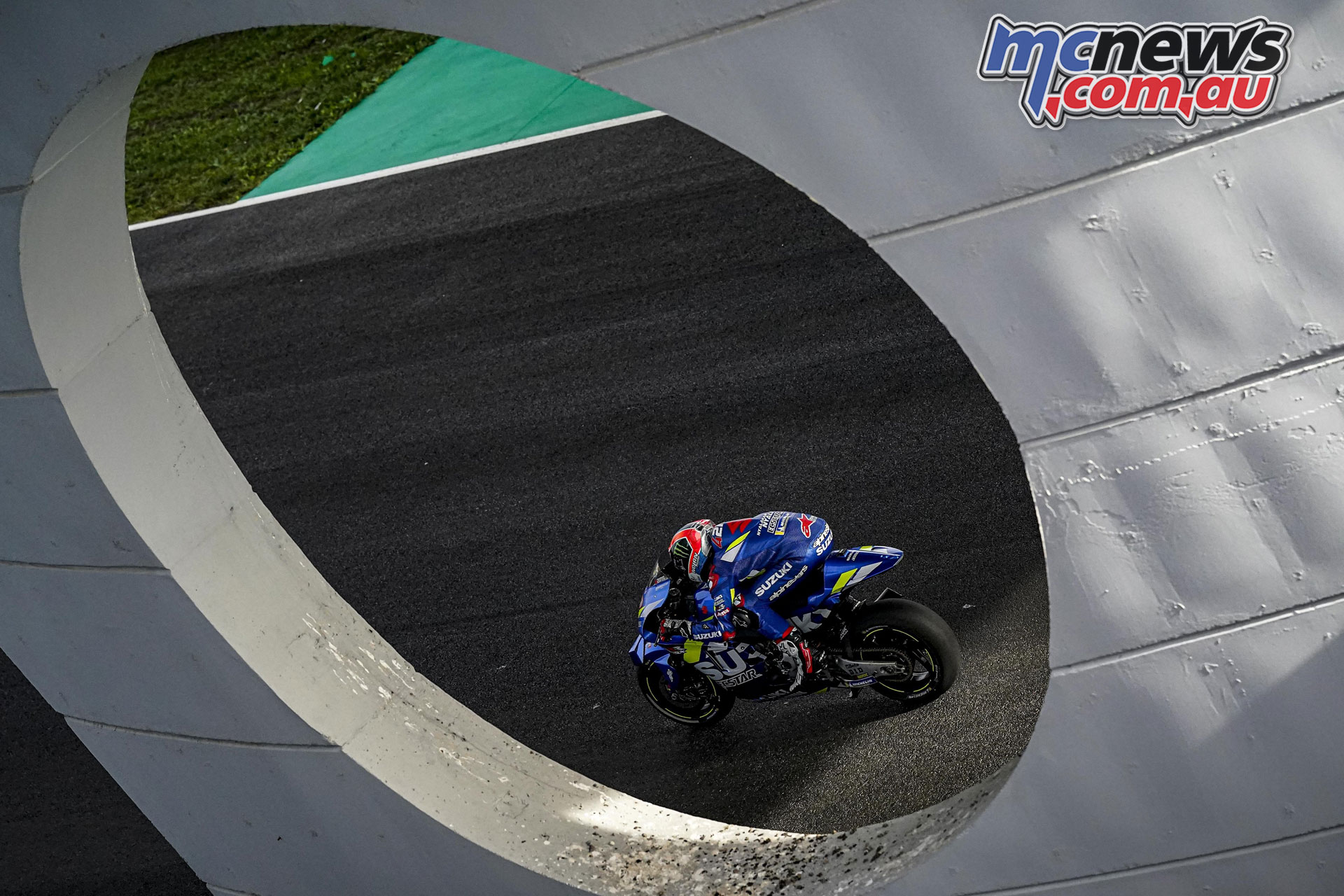 MotoGP Test Jerez Nov Alex Rins