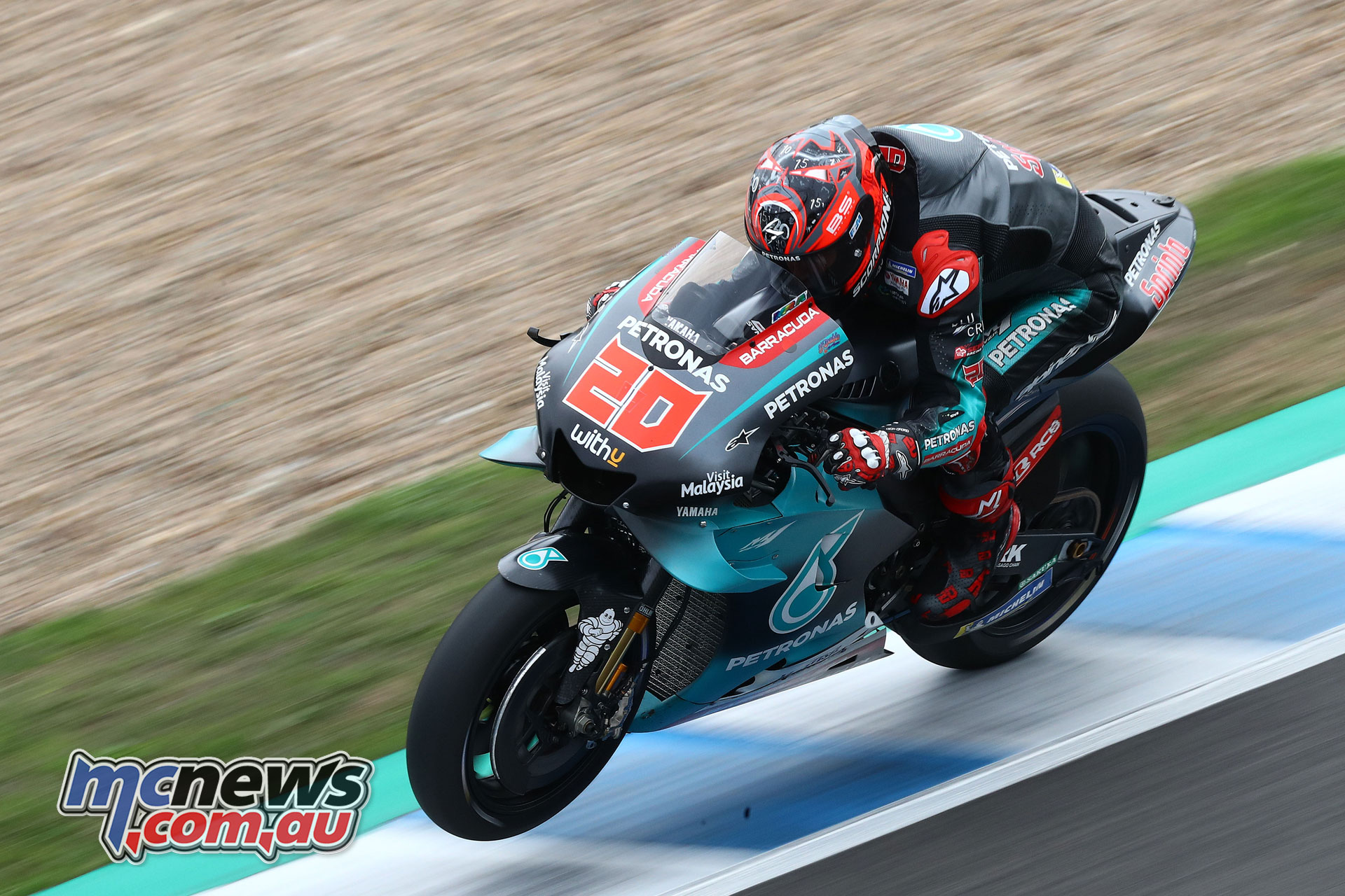 MotoGP Test Jerez Nov Fabio Quartararo