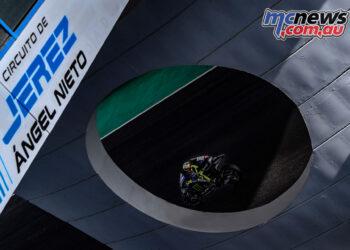 MotoGP Test Jerez Nov Valentino Rossi