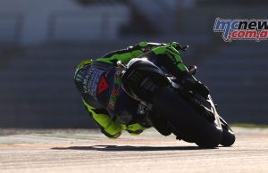 MotoGP Test Valencia Rossi GPT AN