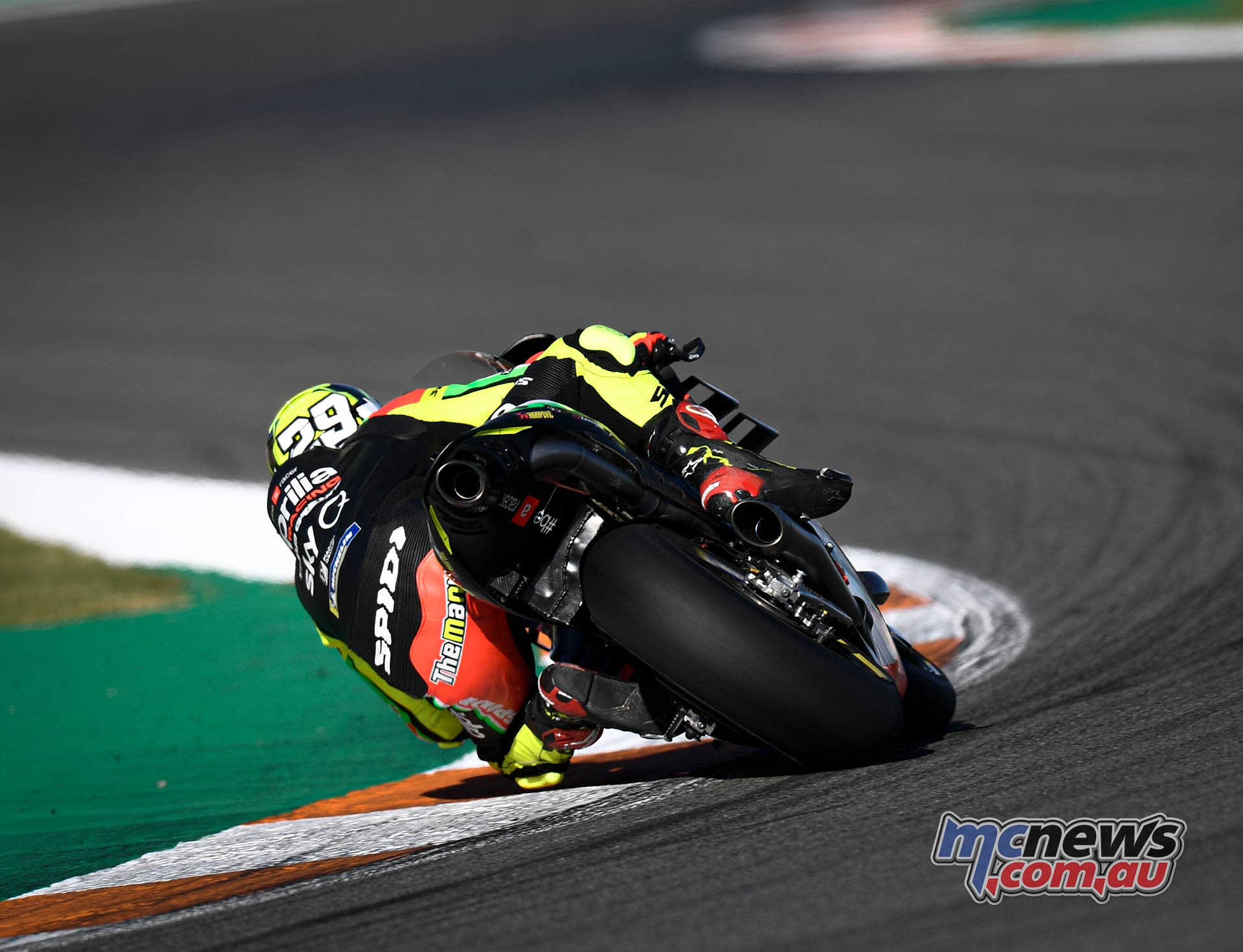 MotoGP Testing Valencia Day Iannone