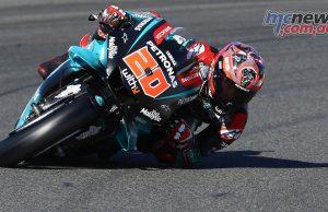 MotoGP Testing Valencia Day Quartararo