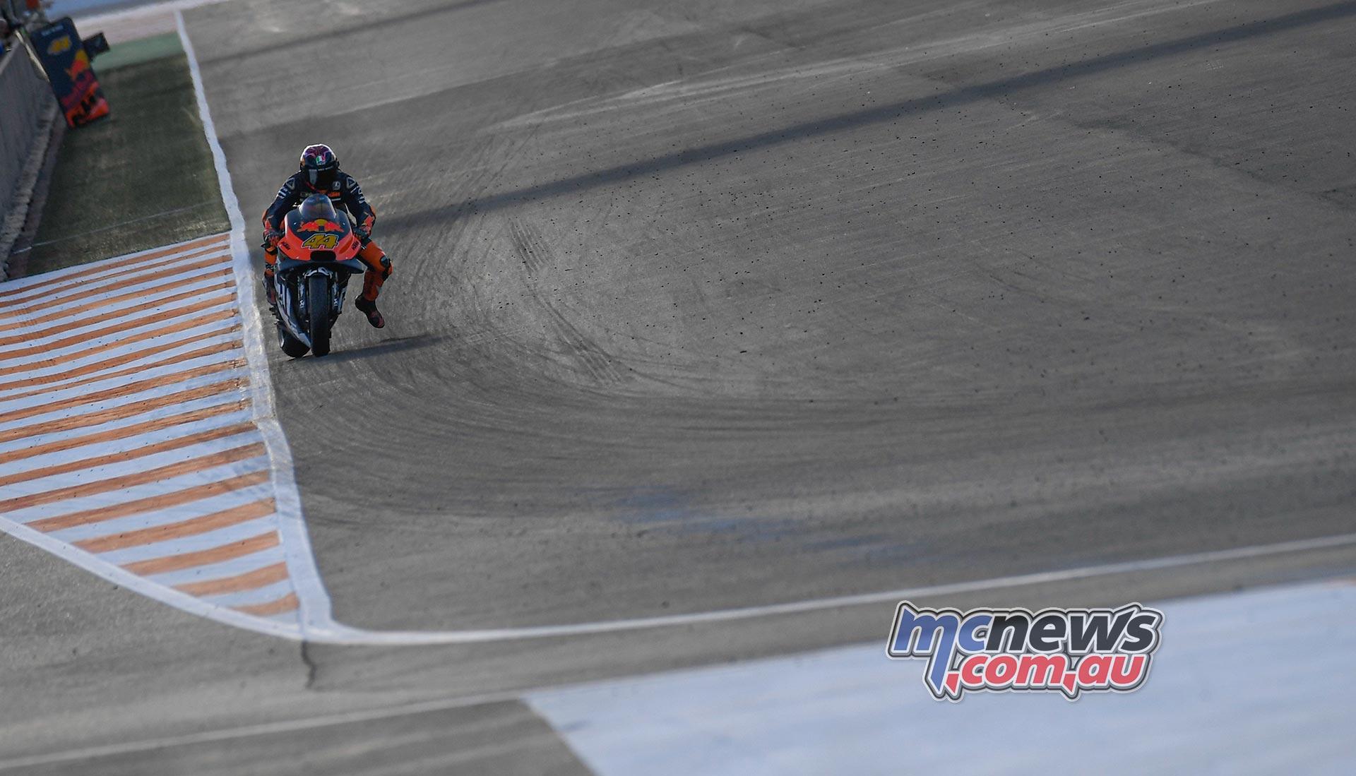 MotoGP Valencia Test Day Pole Espargaro