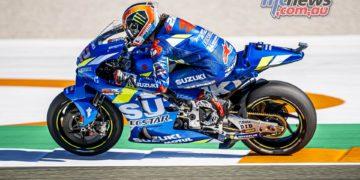MotoGP Valencia Test Day Rins