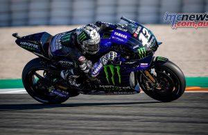 MotoGP Valencia Test Day Vinales