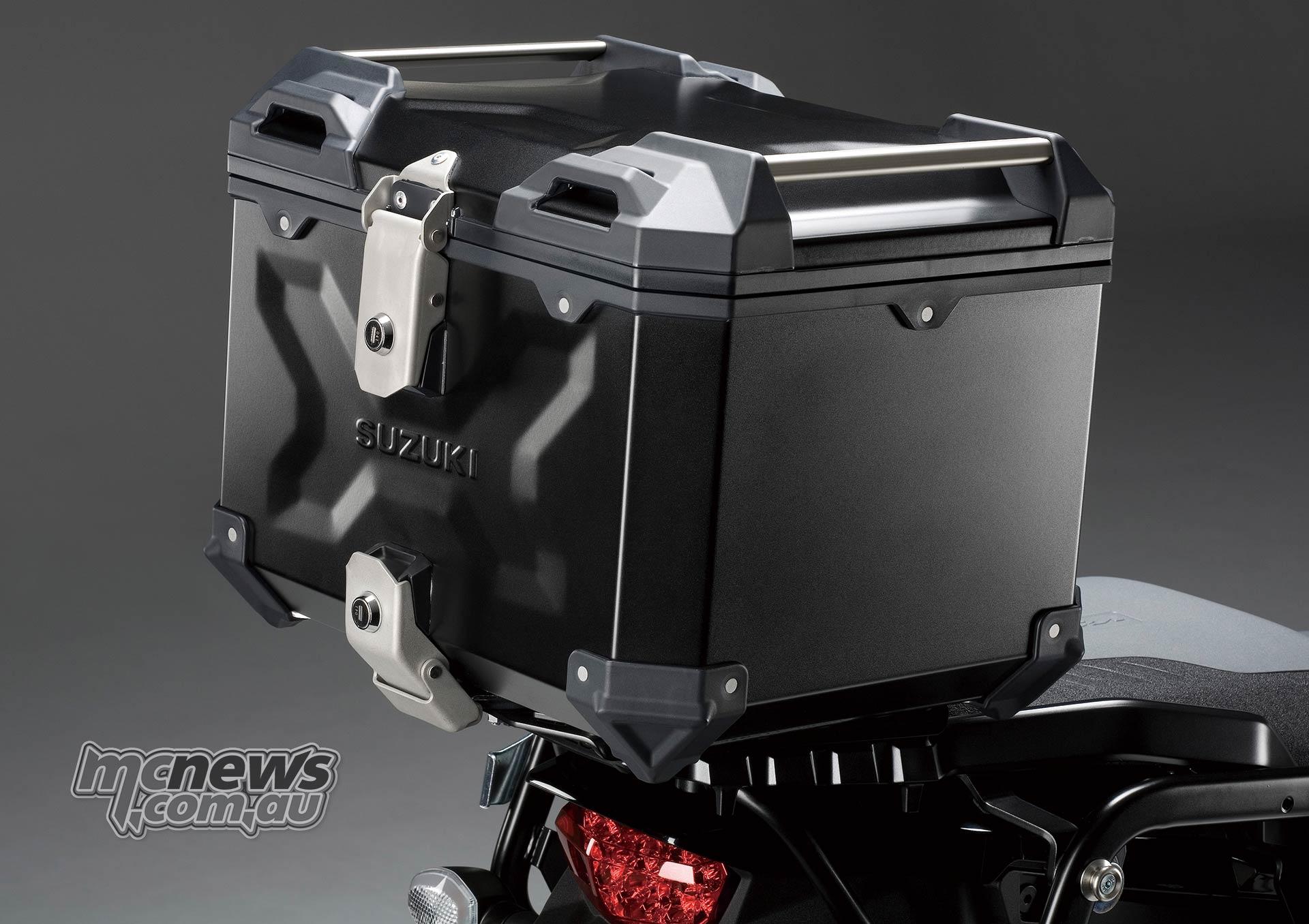 Suzuki DL V Strom DLXAM Top Case