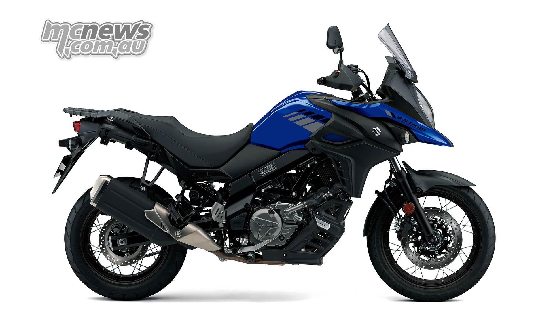 Suzuki DL V Strom DLXAM YKY R