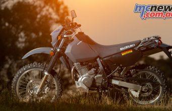 Suzuki DRSE Tanami Edition Cover