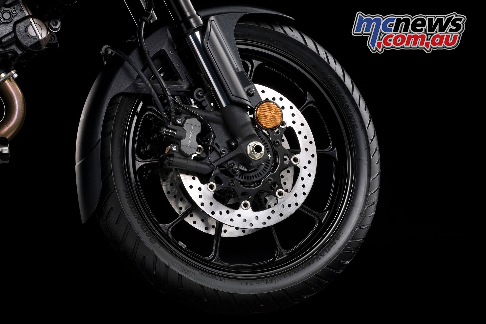 Suzuki V Strom DLRQM front wheel