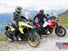 Suzuki V Strom XT DLRQ RCM Action Cover