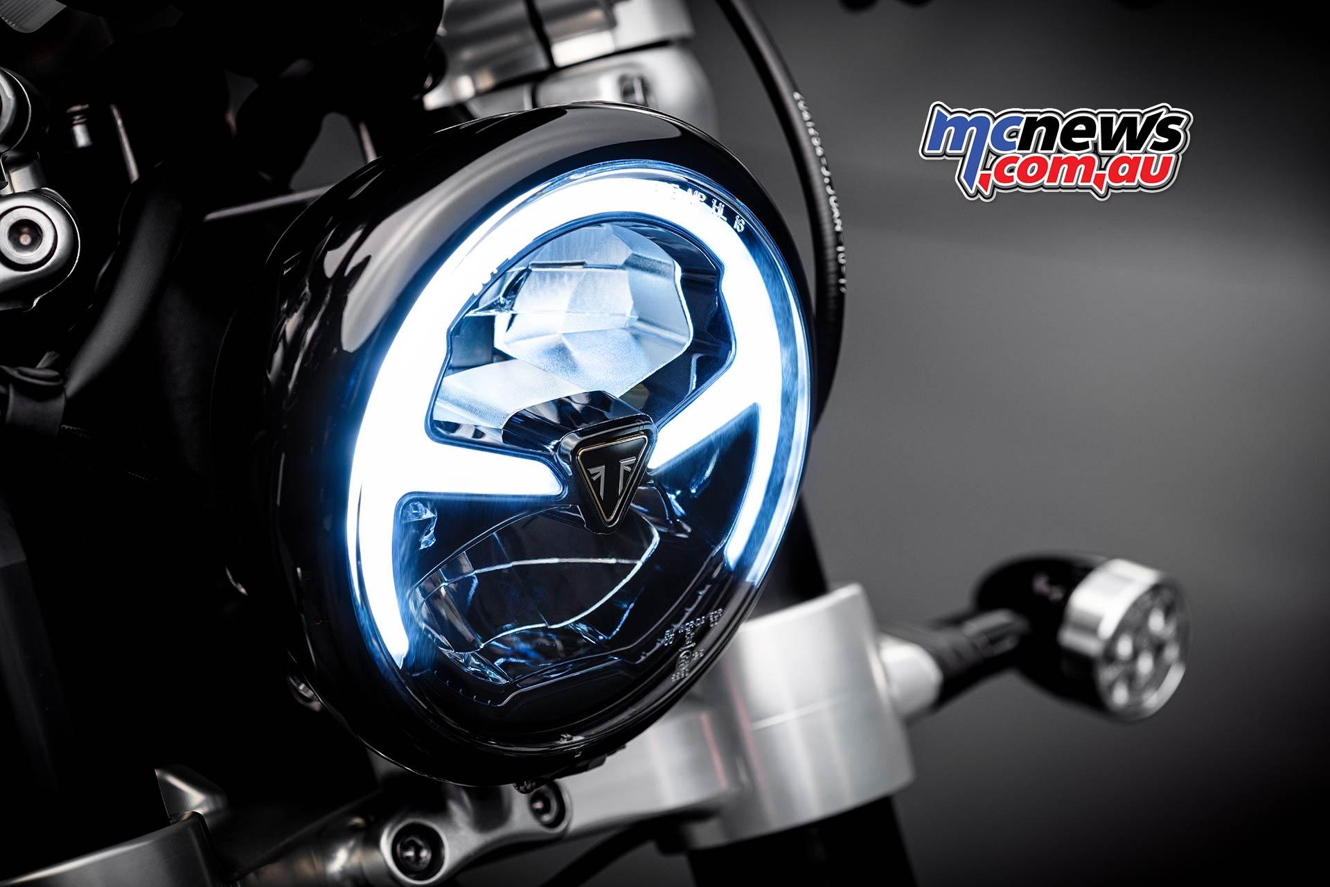 Triumph Bobber TFC LEDHeadlight