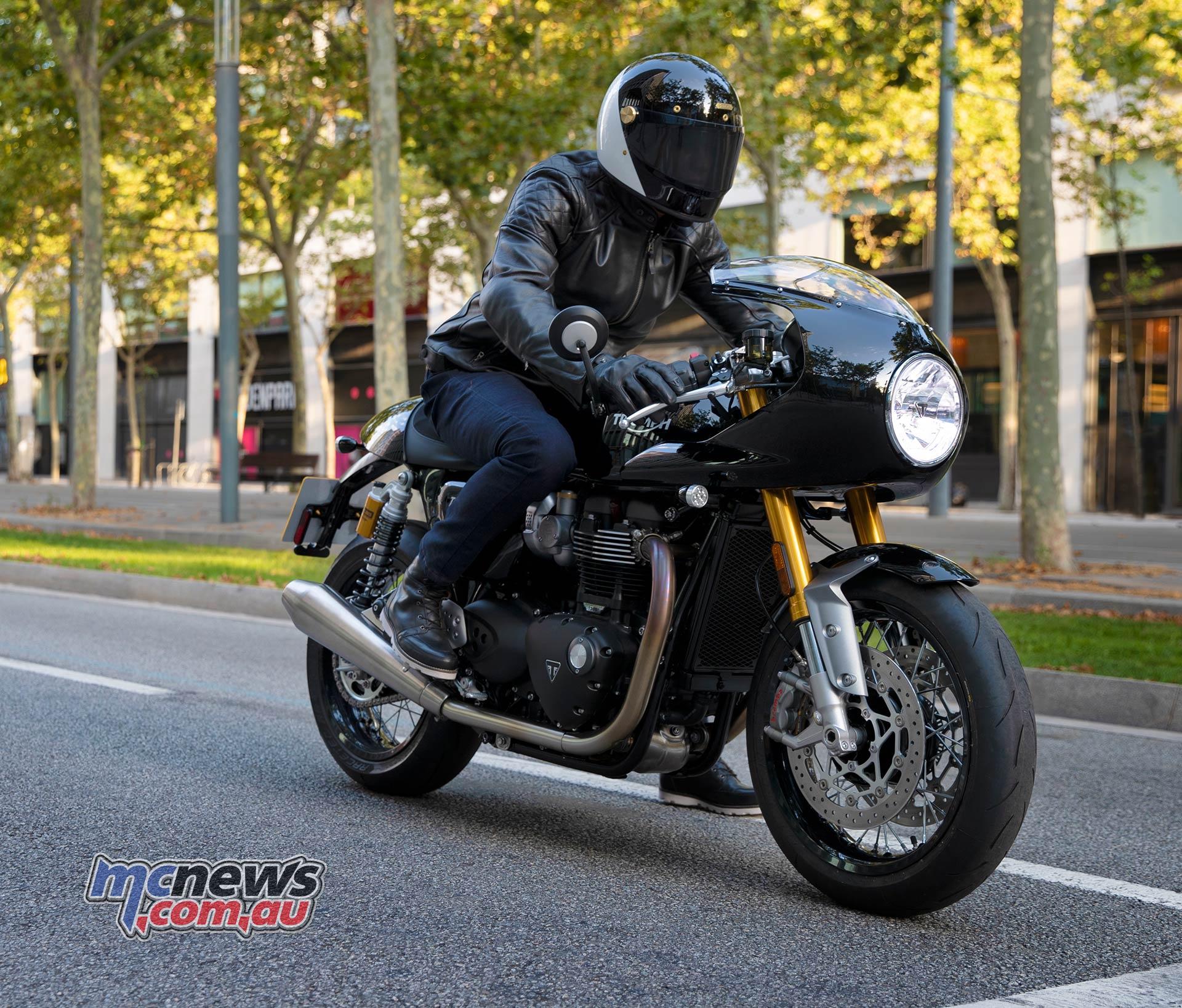Triumph Thruxton RS Accessories
