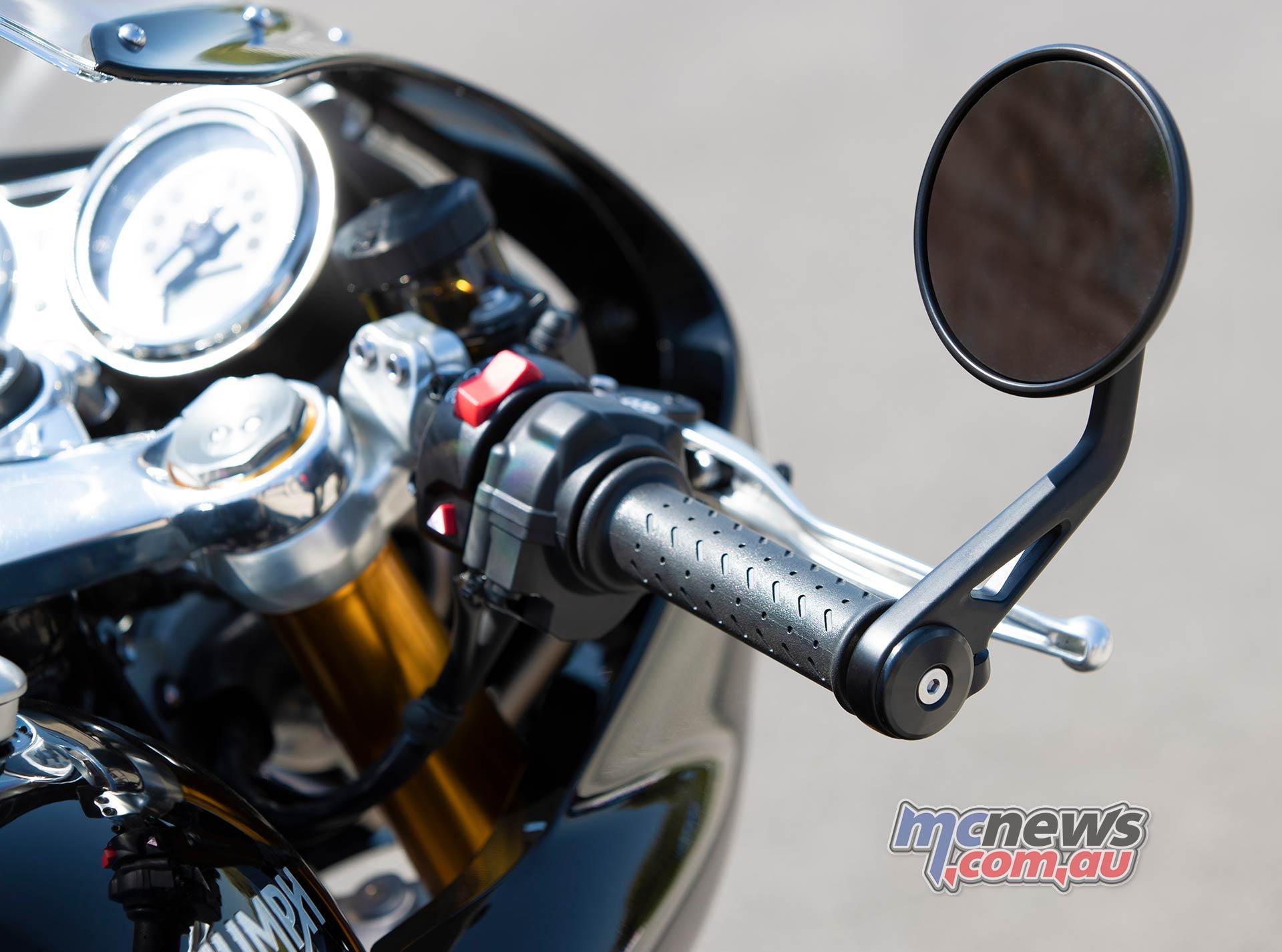 Triumph Thruxton RS Accessories ClassicMirrors