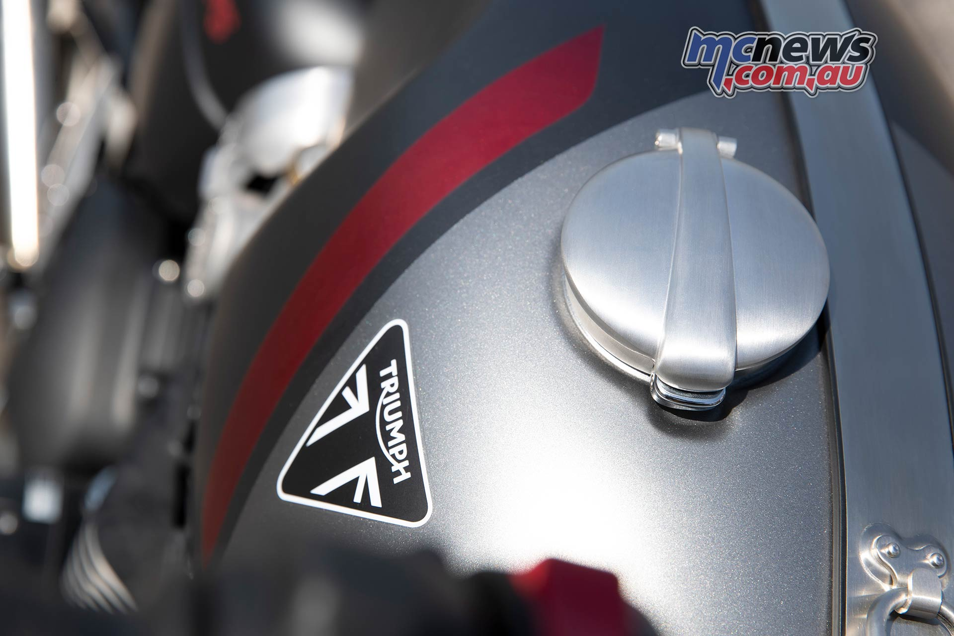 Triumph Thruxton RS FuelCap