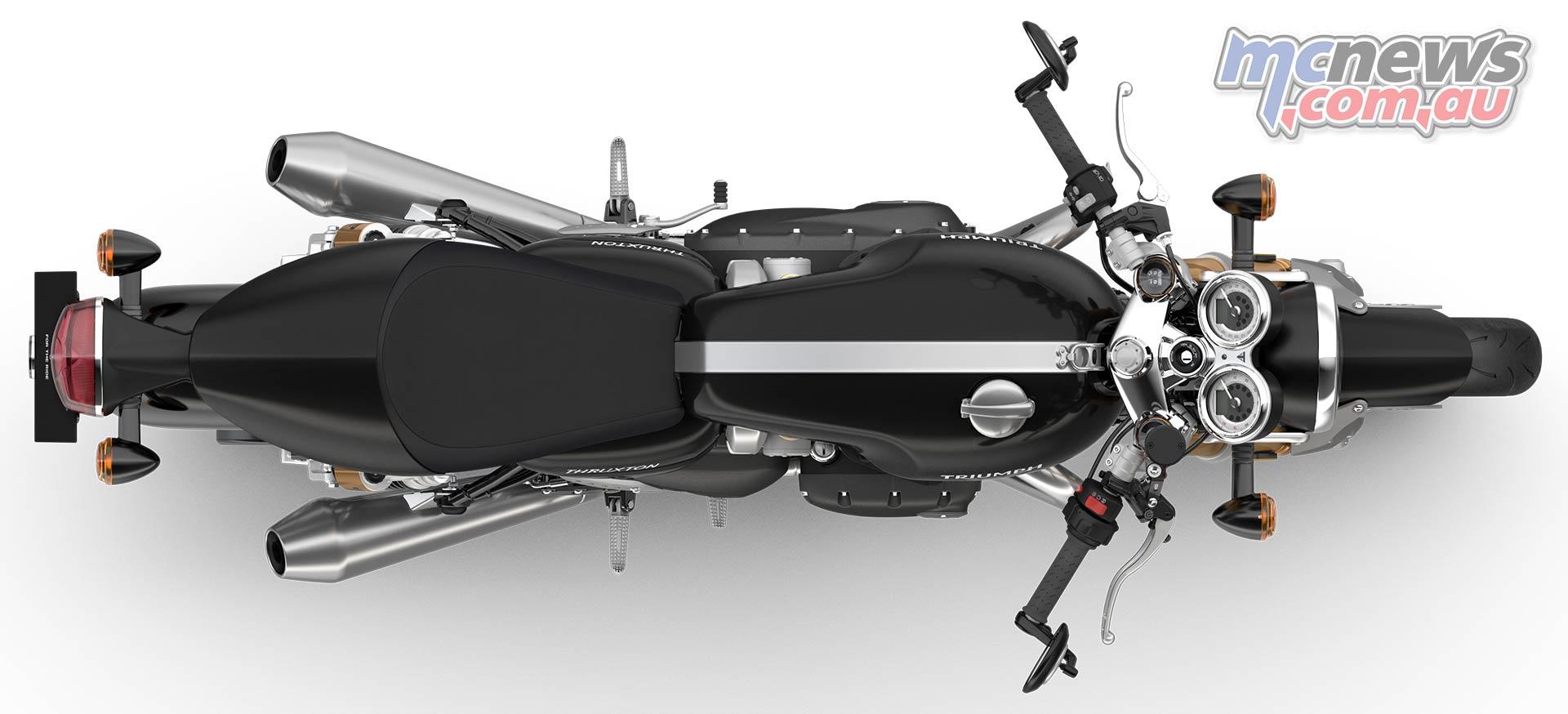 Triumph Thruxton RS JetBlack