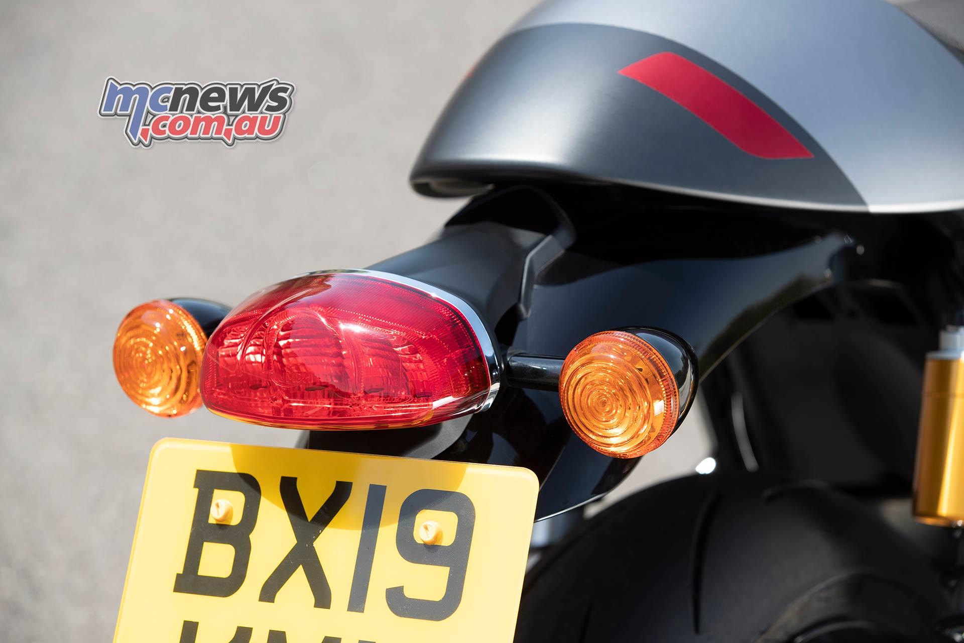 Triumph Thruxton RS Light Rear