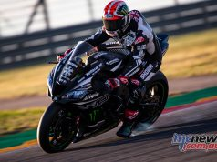WorldSBK Test Nov Aragon Day Jonathan Rea