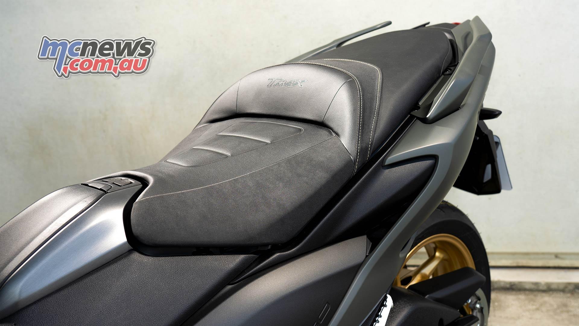 Yamaha TMAX TechMax