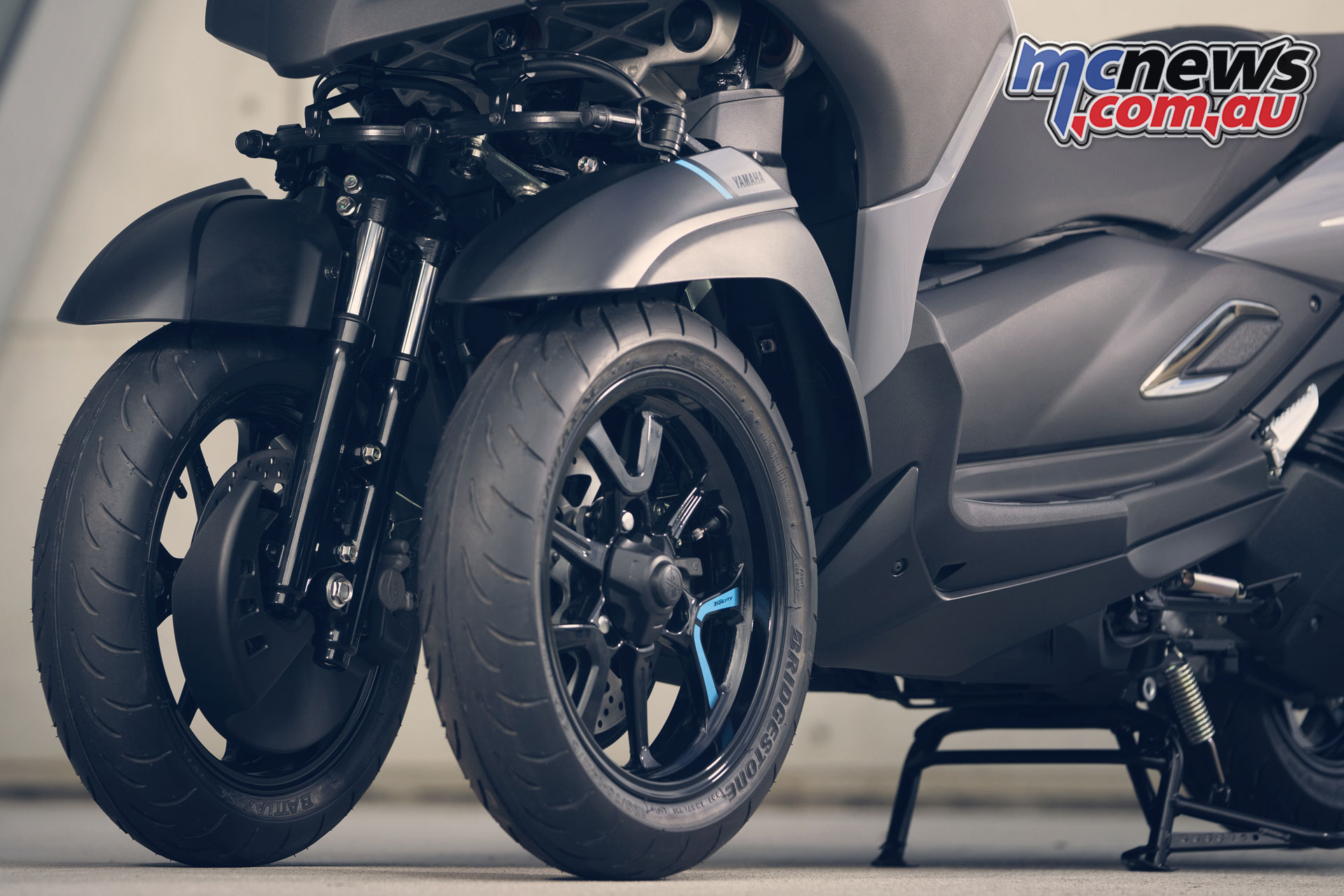 Yamaha Tricity MW EU BNS DET