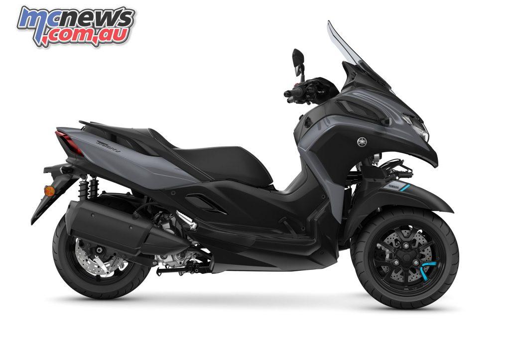 Yamaha Tricity MW EU BNS STU