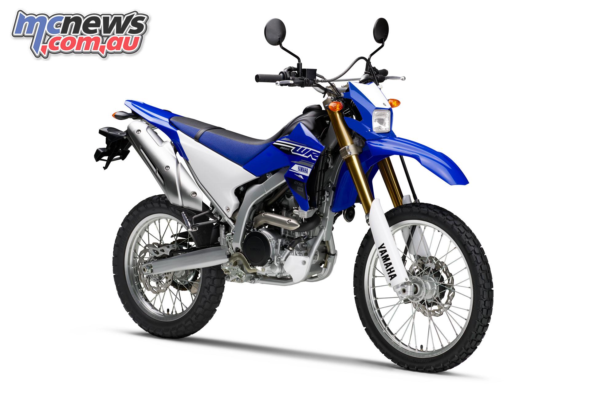Yamaha WRR DPBSE AUS STU