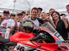ASBK Rnd SMP RbMotoLens DesmoSport Ducati Ben Henry FinalRnd Cover