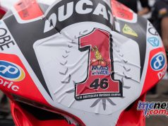 ASBK Rnd SMP RbMotoLens Jones Champ Sticker Ducati