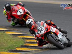 ASBK TBG Round SMP SBK Race Jones Herfoss